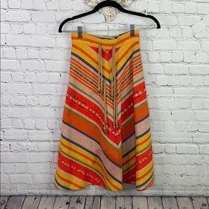 VINTAGE: Woven Skirt